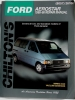 Chilton's Ford Aerostar 1986-96 Repair Manual $7.95