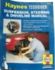 Haynes Techbook Suspension, Steering, Driveline Manual $7.95