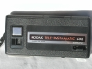 Kodak Tele-Instamatic 608 110 Camera $9.95