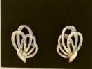 Coro Clip On Earrings $4.95
