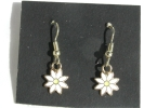 Daisy Dangle Fashion Hook Earrings $4.95