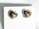 Avon Convert-a-Heart Post Earrings $4.95