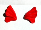Red Wing Post Earrings $4.95