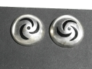 Sterling Mexico Round Post Earrings $19.95