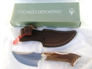 Muela Deer Hunter Stag Antler Knife $100.00