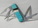 Multifunction Turquoise Lobster Pen Knife $9.95