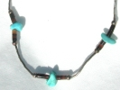 Turquoise Fashion Necklace $7.95