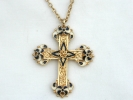 Avon Smithsonian Cross Pendant Necklace $49.95