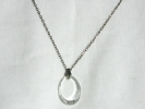 Crystal Pendant Necklace $8.95