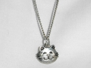 Kitten Pendant Necklace $9.95