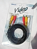 Luxtronic 6 ft Audio / Video Molded Flat Cable List $12.95 SELL $5.00